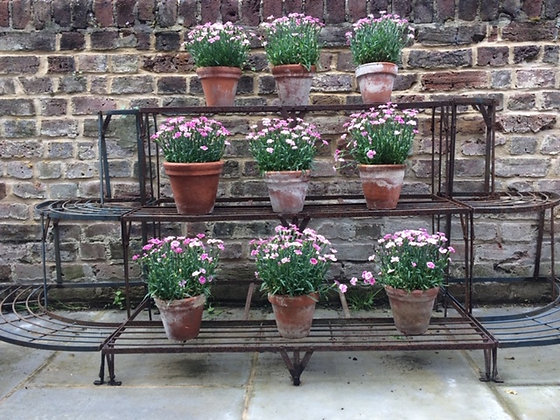 Decorative French Garden Stand