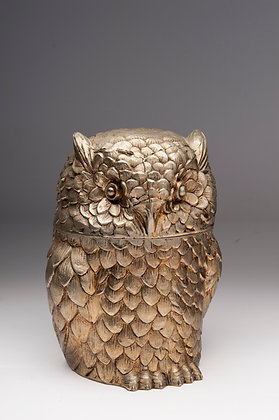 MAURO MANETTI OWL ICE BUCKET from the 1960s