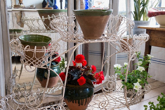 Attractive Wire Plant Stand