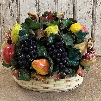 1970's China Fruit Basket