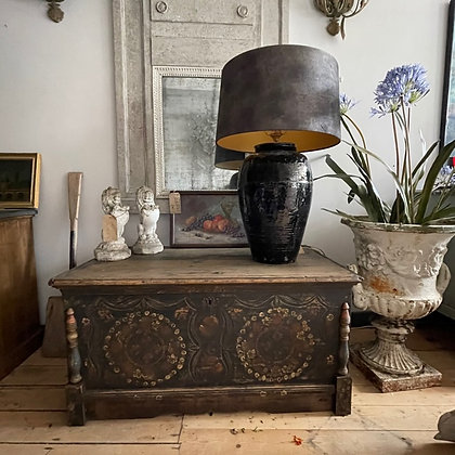 HUNGARIAN MARRIAGE CHEST