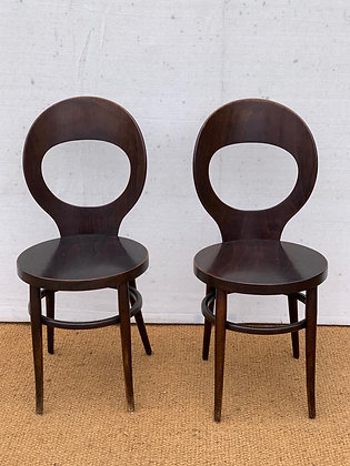 BAUMANN BISTRO CHAIRS 6 or 8 available