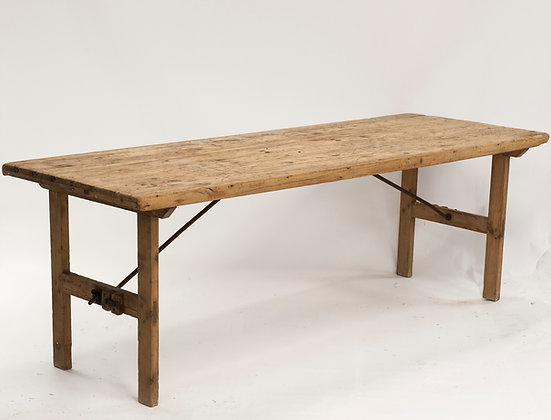 English Pine Table