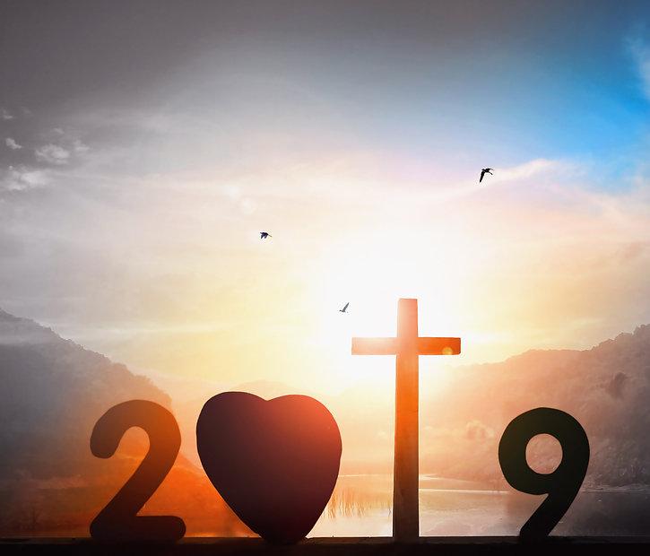 2019 Christmas Concept_ Cross of Christ