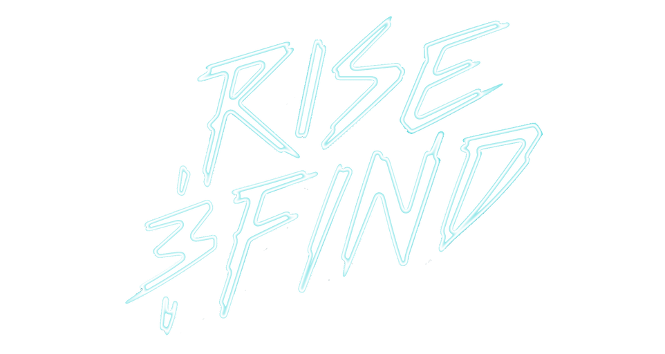 Rise & Find logo - Youth Mentor Queensland