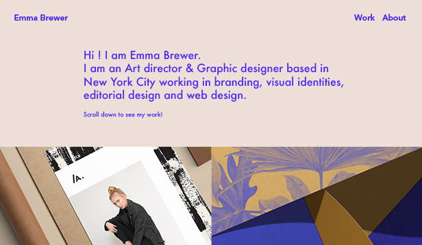 Portfolio Website Templates Design Wix - Artist portfolio website templates