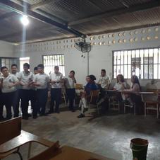 Talleres en San Juan de Lozada