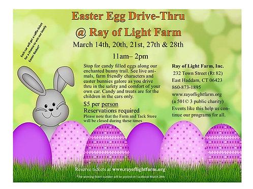 Easter Egg Drive-Thru