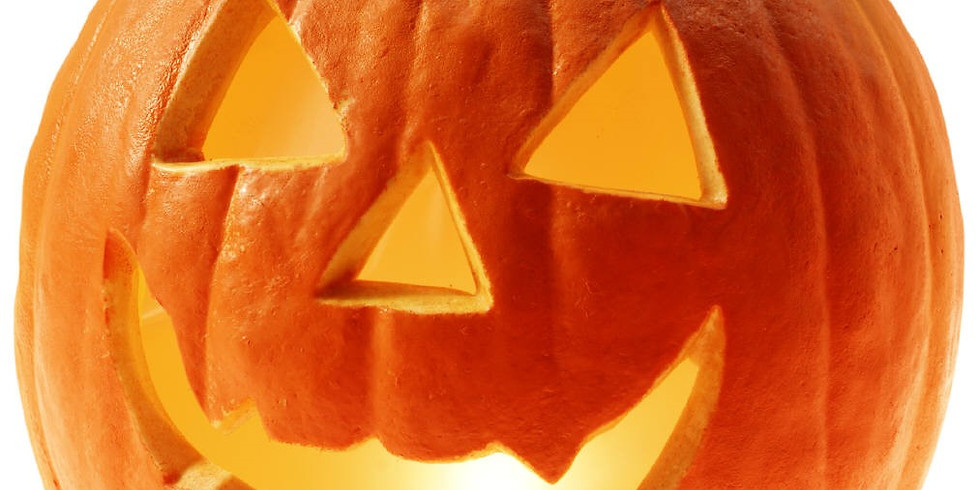 Not-So-Scary Halloween Drive-thru 7:45