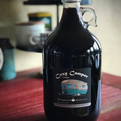 Cold Brew Concentrate (1/2 Gallon)