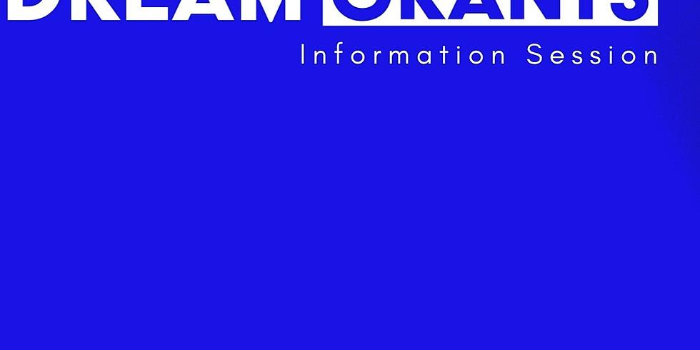 2021 DREAM GRANT Info Session for Ward 7 & 8 Microbusinesses