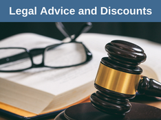 Legal Advice and Discounts