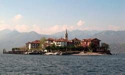 Borromean Islands on Lake Maggiore