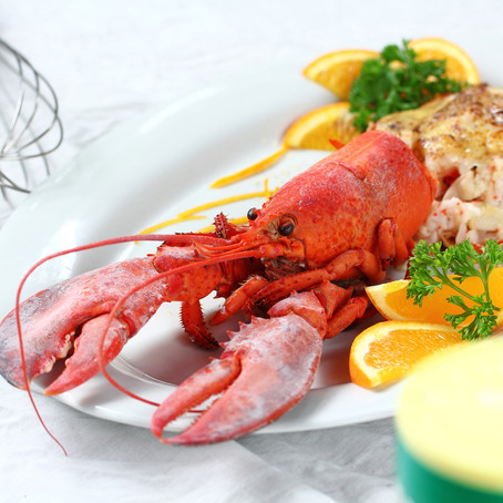 Grilled Cheese Canadian Lobster Recipe