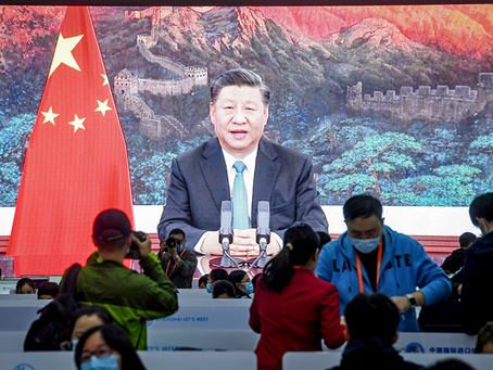 КНР доведет мощности солнечной и ветровой энергетики до 1200 ГВт к 2030 году
