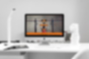 mockup-of-an-imac-placed-on-a-white-desk