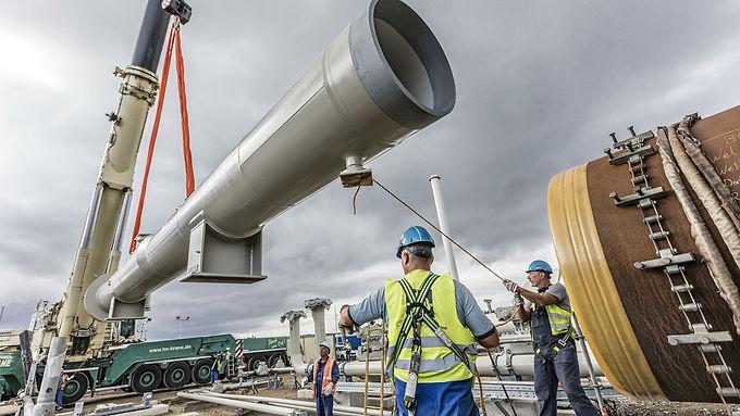 В ФРГ заявили, что «Северный поток – 2» в будущем поможет экспортировать водород