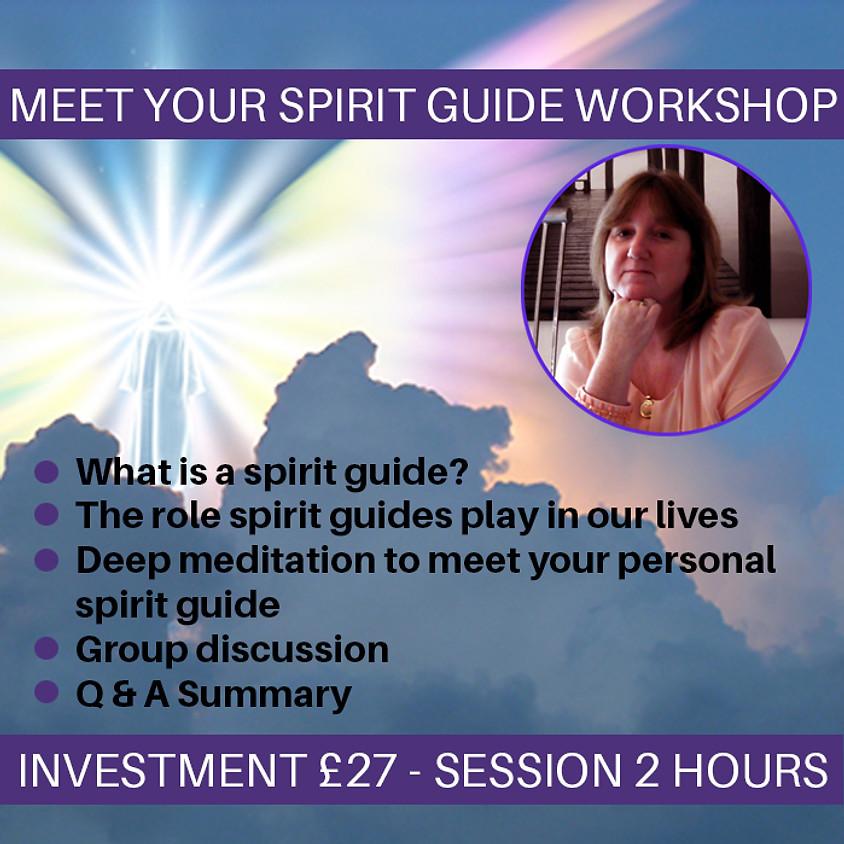 Meet your Spirit Guide Live Workshop