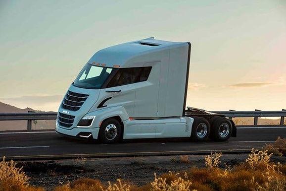 Nikola One: первый в мире водородный грузовик из США