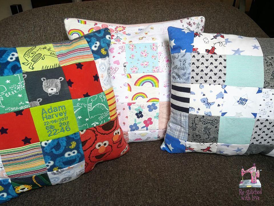 25 Patch Cushion