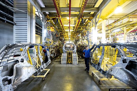 В Калининграде будут делать российские автомобили на водороде