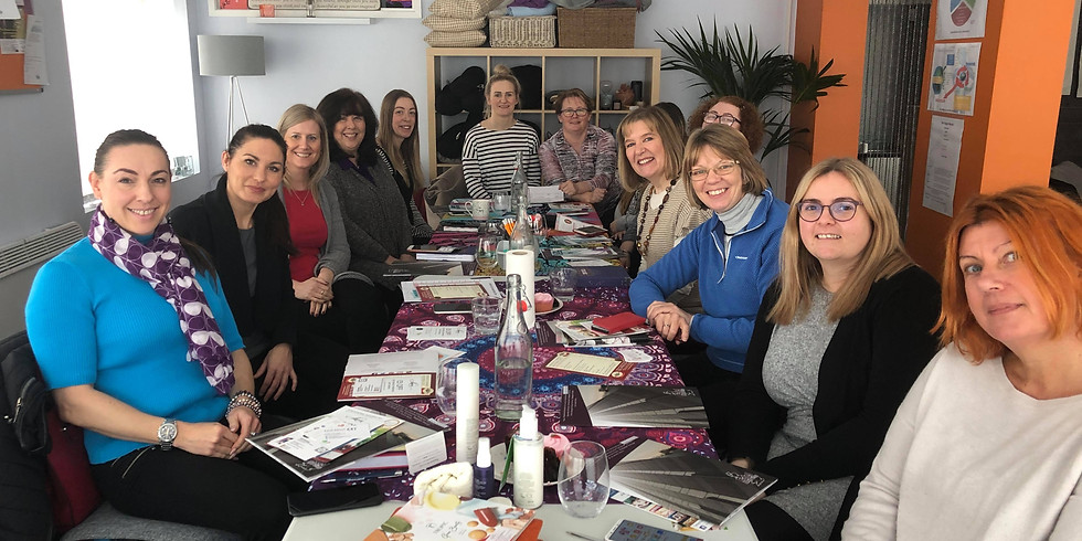 Blackpool Morning Online Networking