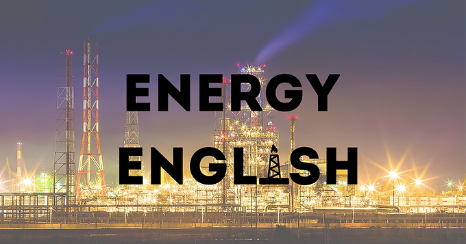 Телеграмм-канал об английском языке «Energy English»