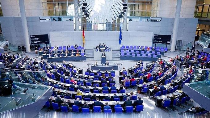 Бундестаг отклонил инициативу по поддержке «Северного потока-2»