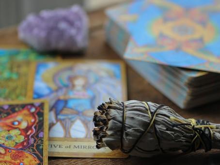Tarot, Ritual and everyday magic. #Lean-into-your-intuition #Cambridge-Tarot, #Celtic-Goddess.