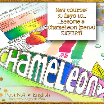 "New online course: ""30 days to... Become a Chameleon Pens expert!"