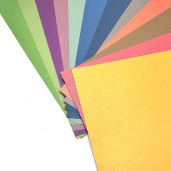 Shimmer Scrapbooking Paper