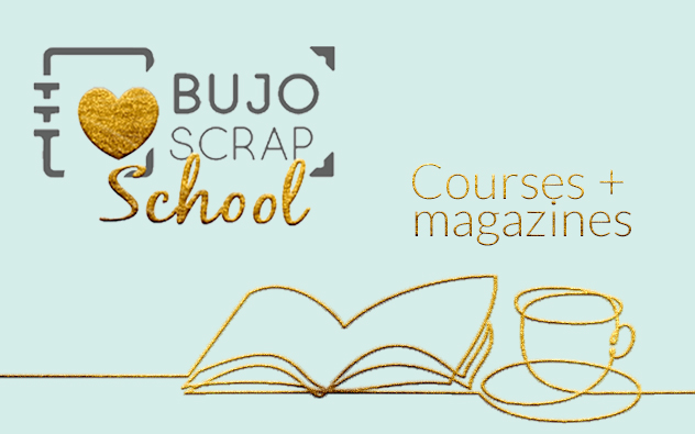 My BujoScrap School