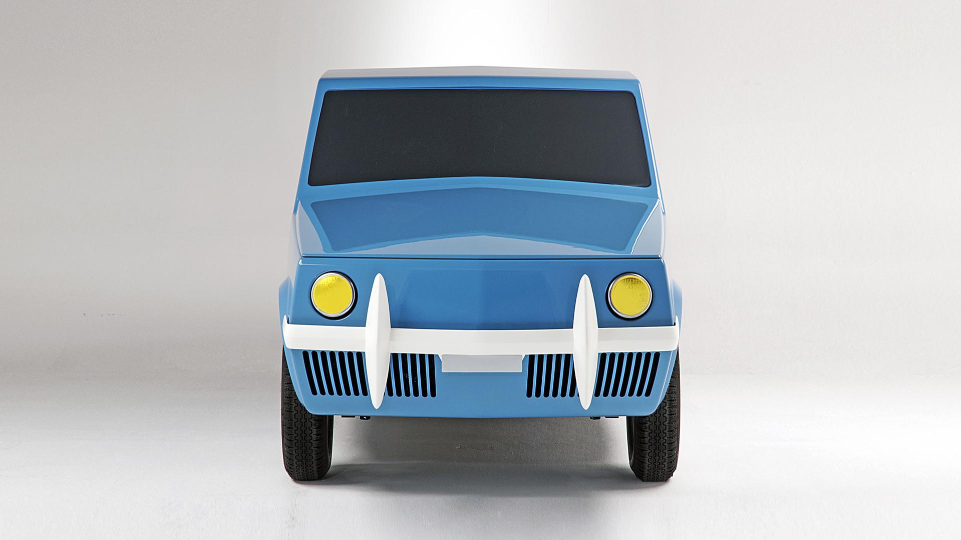 the automobile by gio ponti recreating a cornerstone of car design