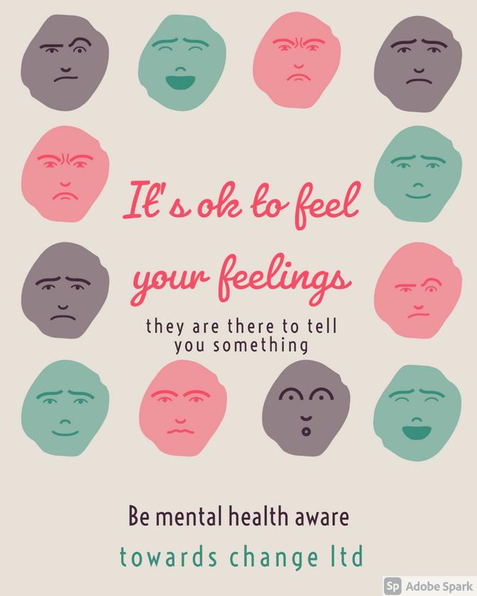 Do you need support feeling your feelings?
