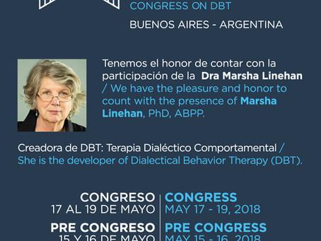 Congreso DBT en Buenos Aires