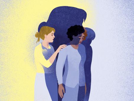 """Por qué todos deberíamos dejar de decir """"Sé exactamente cómo te sientes"""""""