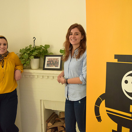These Two Fearless Egyptian Ladies Are Teaching Millions Of Arab Women How To Code