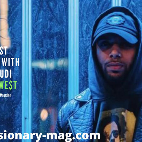 The First Interview With Wavy Saudi Artist: T-We$t.
