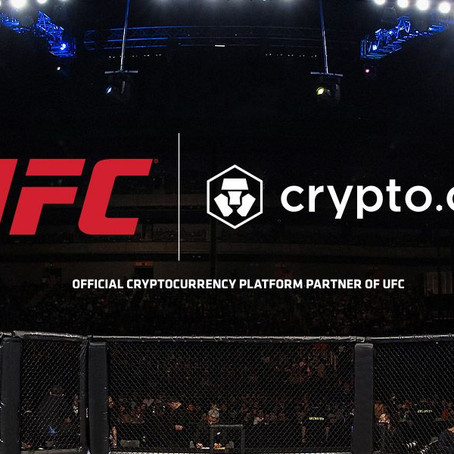 Crypto.com Signed with a $175 Million Deal with UFC.