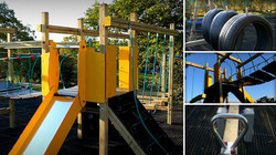 All New Play Area