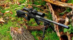 Rifle & scope