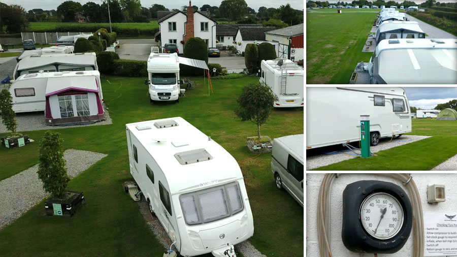 Superb Site Facilities