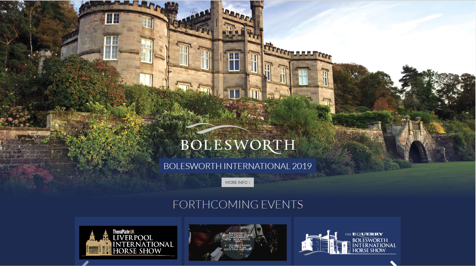 Bolesworth Castle