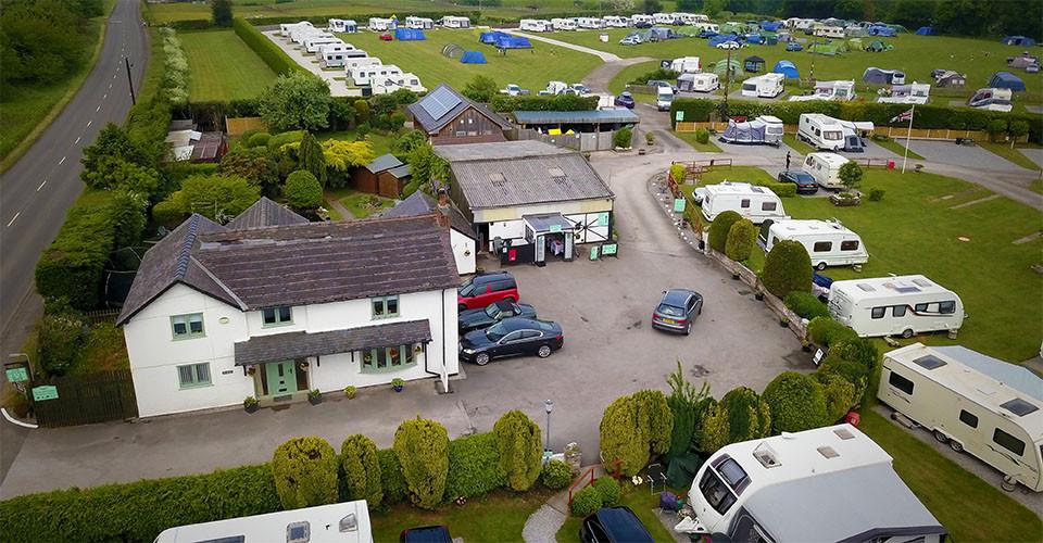 Elm Cottage Touring Park