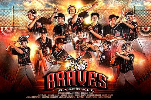 Team Poster 24x36