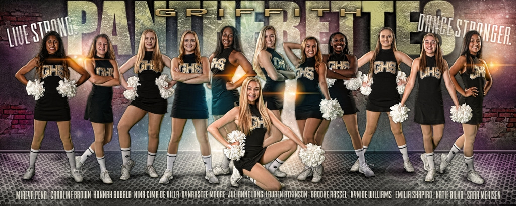 GRIFFITH PANTHERETTES 2018