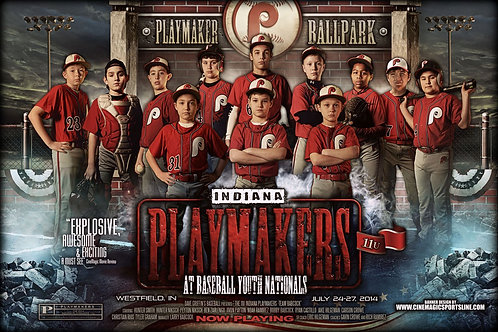 Team Player Poster Starting at $35.00