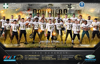 02-GRIFFITH FOOTBALL TEAM BANNER 7X12.jp