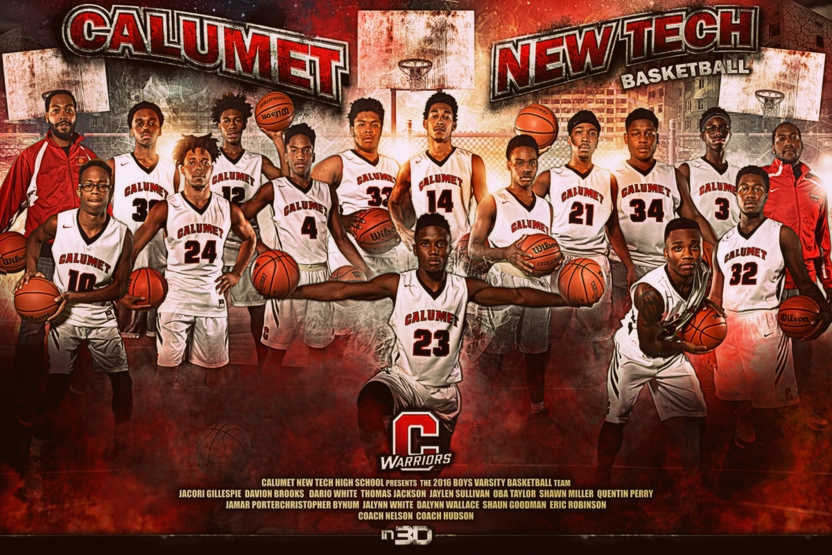CNT BOYS BASKETBALL TEAM POSTER