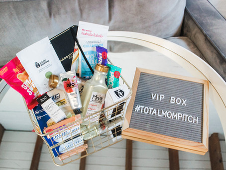 You + VIP Box Purchase = Supporting Mom Entrepreneurs